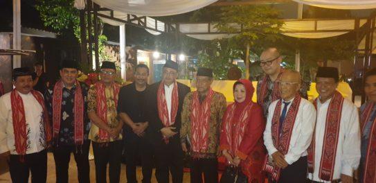 Buka Bengkel Kreatif Hello Indonesia, Menpora dan Ketua Umum PBNU Geber Santripreneurship Untuk Kaum Muda Indonesia.