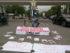 Ratusan Petugas KPPS Mati Tidak Dipedulikan, Mahasiswa USU Gelar Aksi Tunggal.