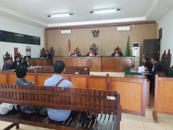 Sidang PK Terpidana Korupsi di Palangkaraya, JPU Anggap Pemohon Tidak Konsisten
