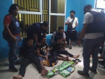 BNN Provinsi Babel Hentikan Penyeludupan Narkoba, Sebanyak 6 Kilogram Sabu dan Ribuan Butir Ekstasi Diamankan.
