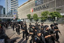 Mencurigakan, Skenario Kekerasan Polisi di Aksi Massa Bawaslu Mei 2019, Harus Dibongkar Tuntas, Aktivis Pers Desak Polisi Cari Dan Hukum Berat Dalang Kerusuhan Sebenarnya .