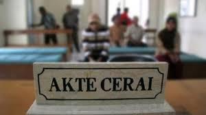 Kekerasan dan Kurang Harmonis, Tahun 2019 Angka Perceraian di Jakarta Meningkat.