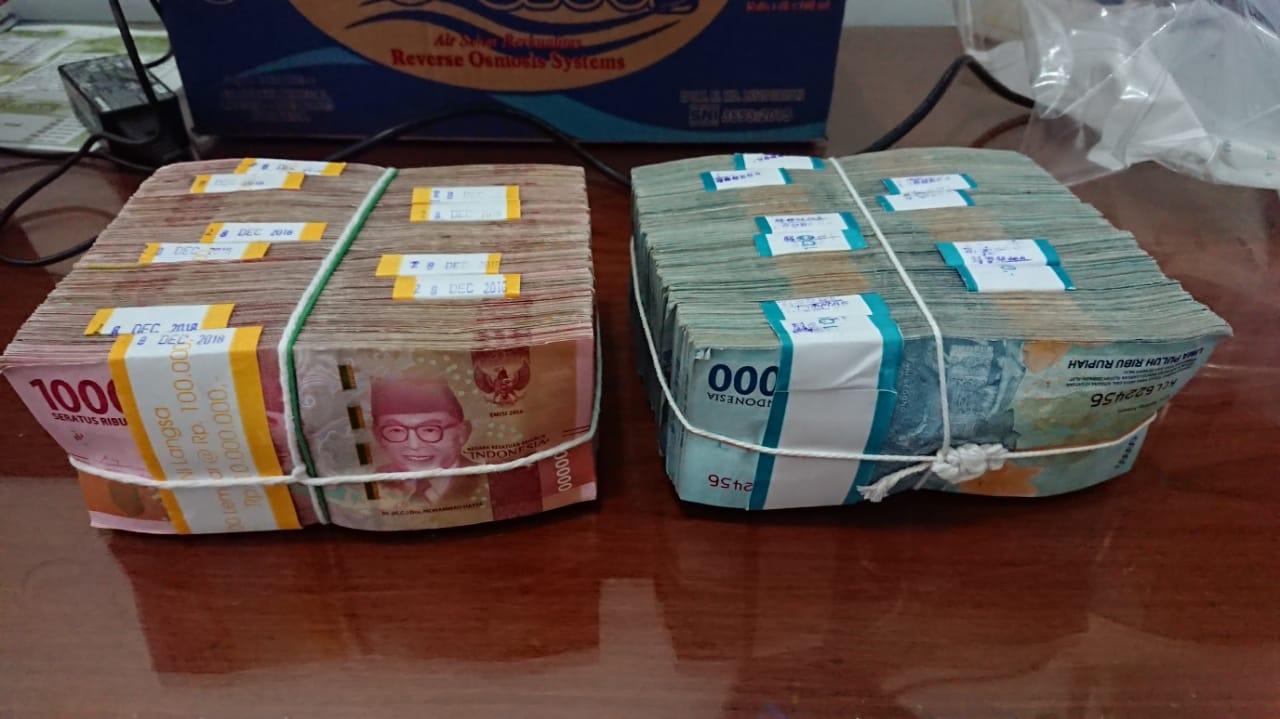 Ada Sebesar Rp 1,2 Miliar Aset Diamankan Dari Kasus Narkoba 36,47 Kilogram Sabu Pada Truk Sayur di Langsa Aceh.