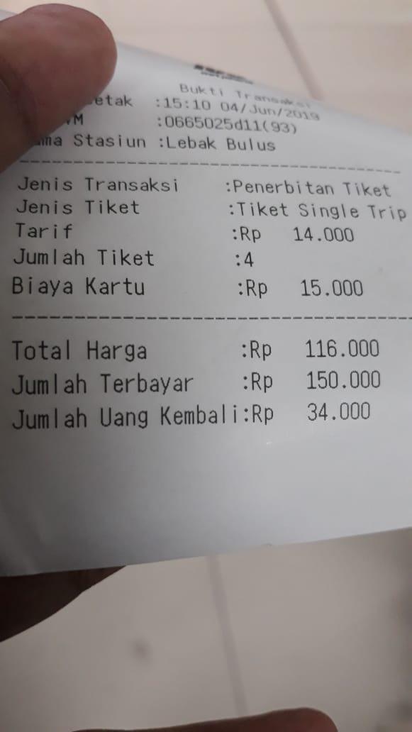 MRT Jakarta Terancam Gak Laku, Masyarakat Butuh Transportasi Publik Gratis.