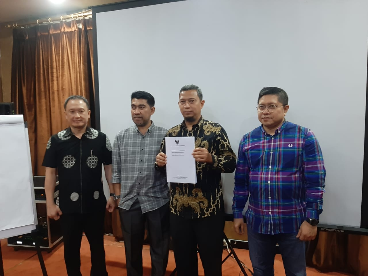 Ada Maladministrasi, Ombudsman Rekomendasikan Pencabutan Izin Tambang di Papua.