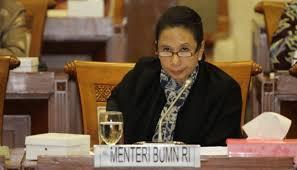 24 Perusahaan Pelat Merah Merugi, Menteri Rini Soemarno Didesak Mundur.