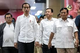 Akan Di-Plot Sebagai Anggota Kabinet, Membaca Sosok di Balik Pertemuan Jokowi Dengan Prabowo Subianto.
