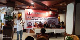 Para Pejuang Kemerdekaan Sering Alami Perbedaan Pendapat, Tetapi Tidak Mau Terpecah Belah, Keluarga Besar Marhaenis Ajak Masyarakat Indonesia Tolak Isu SARA.