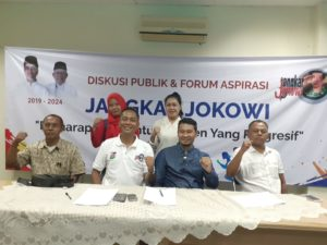 Jangkar Jokowi Usulkan Puteranya Megawati Sebagai Kepala Badan Ekonomi Kreatif.