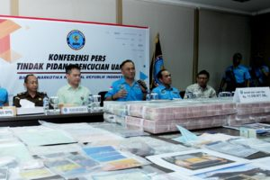 Januari Hingga Juli 2019, BNN Ungkap Angka Rp 60 Miliar Dari TPPU Kasus Tindak Pidana Narkotika.