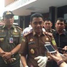 Agus Winoto Ditahan KPK, Jabatan Aspidum di Kejaksaan Tinggi DKI Diisi Orang Dekat Jaksa Agung HM Prasetyo Yaitu Robertus Tacoy.