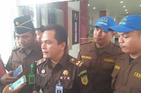 Kejati Sumut Tahan 3 Tersangka Kasus Korupsi Taman Rekreasi Senilai Rp 1,4 Miliar.