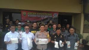 Berhasil Ungkap Jaringan Narkoba Malaysia-Indonesia, BNN Apresiasi Kinerja Polres Jakbar.