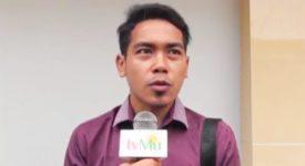 Ketua Divisi Humas Lembaga Bantuan Hukum Nelayan Indonesia (LBH Nelayan) Aris Munandar.