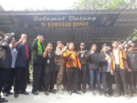 Tiga Ormas Besar Bertekad Solidkan Barisan Untuk Indonesia, FBR, BPPKB dan Pemuda Pancasila Deklarasikan Sekber Cilincing.