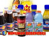 Peredaran Obat dan Makanan Kian Tak Terkontrol, Masyarakat Kudu Ekstra Hati-Hati Konsumsi Minuman Energi.