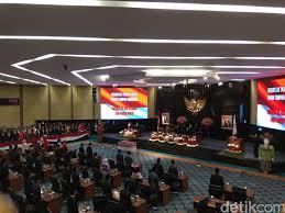 Dilantik Hari Ini Senin 26 Agustus 2019, 106 Kursi DPRD Provinsi DKI Jakarta Periode 2019-2024 Didominasi Kalangan Muda.