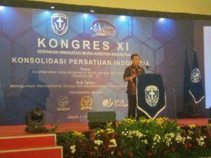 Alami Krisis Identitas, Toleransi dan Ekologi, PGI Serukan Gereja Atasi Krisis di Indonesia.