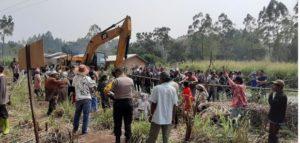 Paksa Kuasai Lahan Milik Masyarakat Adat, Aksi Kekerasan di Kawasan Danau Toba Dikecam.