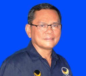Ketua DPD Partai Nasdem Kota Pematangsiantar, Frans Herbert Siahaan: Penjaringan Bakal Calon Walikota, DPD Nasdem Siantar Buka Bursa Pendaftaran Tanpa Mahar.