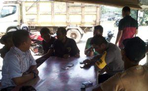 Pasca Pengusiran Paksa, Buruh Harian Lepas PTPN V Sei Rokan Masih Bertahan di Tenda, Kepala Disnaker Cuek Bebek, Kepala Dusun Minta Polisi Bongkar Paksa.