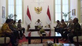 ICW Menolak, Presiden Jokowi Akan Koreksi Hasil Pansel Capim KPK.