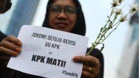 Pengesahan Revisi Undang-Undang KPK Jadi Kontroversi Berkepanjangan, Kesalahan Terbanyak Ada di DPR.
