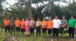 Digelar Serentak di Wilayah Otorita Danau Toba, Bantaran Sungai Bah Bolon Kena Sentuh Proyek Penanaman Sejuta Pohon