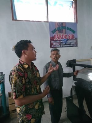 Kembangkan UMKM Lokal, Kopi Pardosir Dukung Orang Muda Swangro Lumbanbatu Jadi Bupati Samosir.