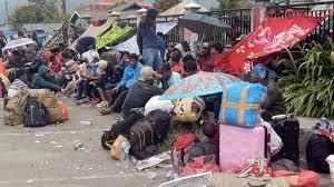 Kedepankan Kemanusiaan dan Dialog, PGI Desak Aparat Keamanan Profesional Atasi Kerusuhan Wamena.