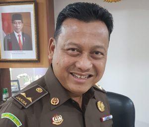 Kepala Pusat Penerangan dan Hukum Kejaksaan Agung (Kapuspenkum) Dr Mukri.