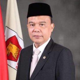 Wakil Ketua Umum Dewan Pimpinan Pusat Partai Gerakan Indonesia Raya (Wakil Ketua Umum DPP Gerindra) Sufmi Dasco Ahmad
