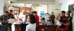 Usut Korupsi Pembelian Lahan Kantor Camat Tebat Karai, Kejaksaan Geledah Dua Kantor Pemeritahan Kabupaten Kepahiang, Bengkulu.