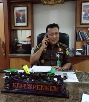 Kepala Pusat Penerangan Hukum Kejaksaan Agung (Kapuspenkum) Dr Mukri.