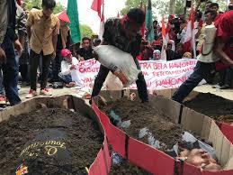 Lingkungan Rusak, Pelanggaran Hukum dan HAM Terus Terjadi, Izin Tambang di Pulau Wawonii, Sulawesi Tenggara Dicabut Saja.