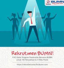 Sarat Dugaan Praktik Diskriminasi dan KKN, Bongkar Sindikat Rekrutmen BUMN Ala Forum Human Capital Indonesia (FHCI).