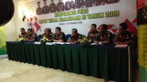 Program TP4 Kejaksaan Resmi Musnah, Hal itu diumumkan oleh Jaksa Agung Republik Indonesia Sanitiar Burhanuddin pada Rakernas Kejaksaan 2019, yang digelar di Hotel Yasmin, Cipanas, Jawa Barat, Selasa (03/12/2019).