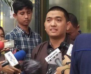 Ketua Wadah Pegawai KPK Yudi Purnomo Harahap: Kami menyambut dengan baik adanya Perintah Presiden kepada Kapolri untuk mengumumkan hasil dari kasus Novel Baswedan.