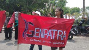Dukung Pemberantasan Korupsi Sampai ke Akar-Akarnya, Dari Gresik Gelar Touring ke Jakarta, Genpatra Tahunbaruan Nginap di KPK dan ke Istana.