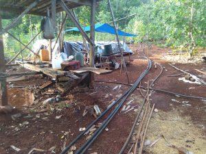 Malah Lindungi Pengusaha Tambang Nakal, Presiden dan Kapolri Harus Tarik Pasukan Dari Pulau Kecil Wawonii.