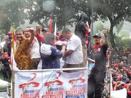 Pengusaha Jadi Seenaknya Terhadap Buruh, Presiden KSPI Said Iqbal Tolak Omnibus Law.