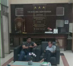 Diciduk Saat Rakernas Kejaksaan, Mantan Kepala BPN Surabaya II Indra Iriansyah Ditangkap Tim Intelijen Kejaksaan Tinggi Jawa Timur pada Rabu, 04 Desember 2019, sekitar Pukul 00.01 WIB, di Pondok Cabe, Tangerang Selatan, Banten.
