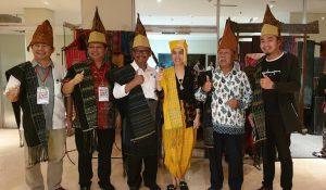 Milenial Batak Simalungun Dukung Penggunaan 1000 Bulang Sulappei Masuk Rekor MURI di Festival Danau Toba.