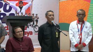 Kepala Pusat Data Statistik Kriminal dan Teknologi Informasi (Kapus Daskrimti) Kejaksaan Agung RI, Andi Herman, yang kini juga sebagai Kepala Kejaksaan Tinggi Maluku (Kejati Maluku) ditunjuk sebagai Ketua Kontingen atau Chef de Mission (CdM) Indonesia Asean Para Games 2020 ke Pilipina.
