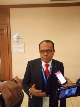 Ketua Umum Perhimpunan Advokat Indonesia (Peradi), Juniver Girsang: Reformasi Total tatacara Pemilihan Ketua Umum Peradi.