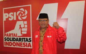 Ketua Dewan Pimpinan Daerah Partai Solidaritas Indonesia Kota Bogor (DPD PSI Kota Bogor) Sugeng Teguh Santoso: Halo Pak Menag dan Pak Polisi, Kesepakatan Melarang Ibadah Natal di Sumatera Barat Melanggar Hukum.