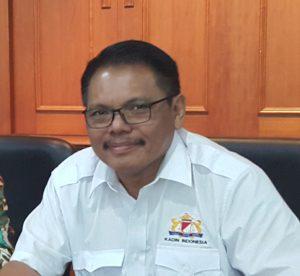 Ketua Bidang Hubungan Antar Lembaga Dewan Pimpinan Pusat Himpunan Nelayan Seluruh Indonesia (HNSI) Siswaryudi Heru: Lindungi Nelayan Indonesia, Pemerintah Perlu Buatkan Kawasan Khusus di Natuna.