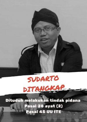 Pak Presiden, Penegakan Hukum Kok Makin Aneh, DPP GAMKI: Hentikan Kriminaliasi Terhadap Aktivis Pusaka Sudarto.