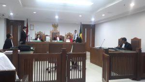 Diduga Rugikan Nasabah Hingga Rp 10 Miliar, Lagi, Kasus Investasi Bodong Disidangkan di Pengadilan Negeri Jakarta Pusat.