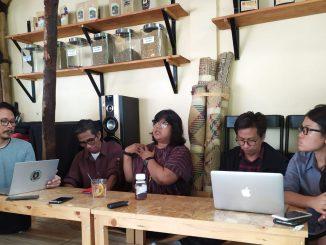Tolak Omnibus Law RUU Cipta Kerja, Koalisi Masyarakat Sipil Kawal RUU Masyarakat Adat Nyatakan Konstribusi Masyarakat Adat Untuk Indonesia.